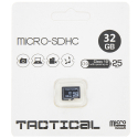 TF32GTACTICAL - Carte Micro-SD 32 Go Classe-10 de Tactical